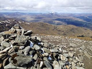 top of Stob Binnein | by rthoms27
