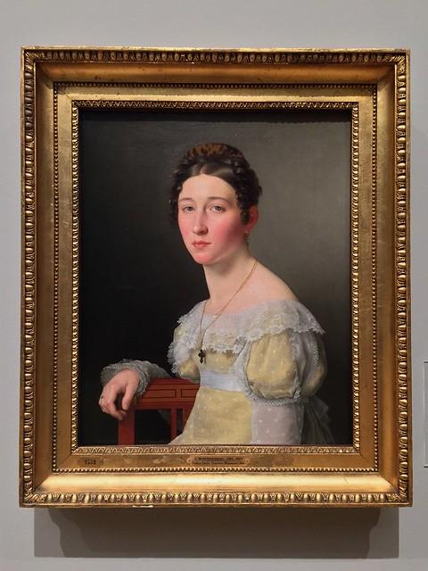 Emilie Henriette Massmann, Gift Med Kammerjunker Frederik Wilhelm Caspar Von Benzon