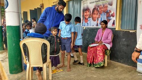 School Health Program karnataka