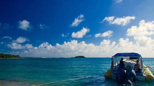 caribbeancruise blue 2016 sea abibeach frenchmansbay boat stthomas