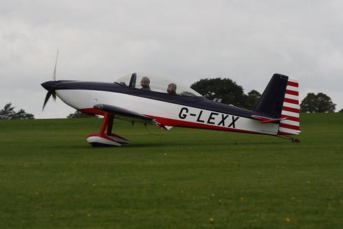 G-LEXX Vans RV-8 [PFA 303-13896] Sywell 300814