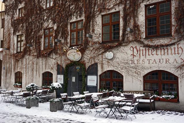 Restaurant Pfistermühle, Munich