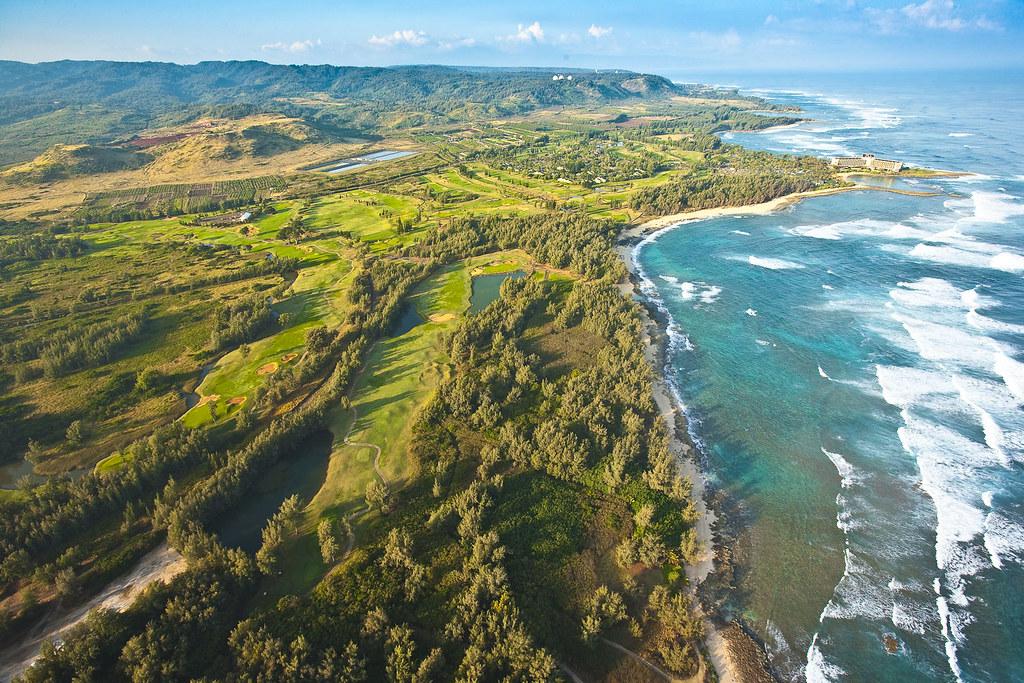 Turtle Bay Resort Golf Course Kahuku Hawaii Kirk Pu Uohau