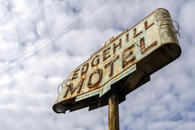 Edgehill Motel, Edgehill, VA