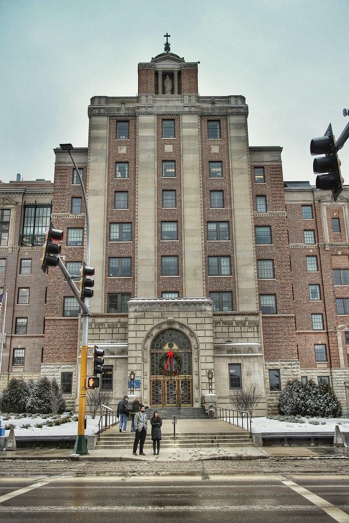 St Mary's Hospital at the Mayo Clinic | Tom | Flickr