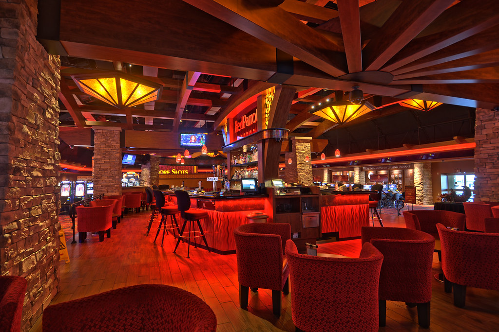 Red Bar Lounge Starlight Casino