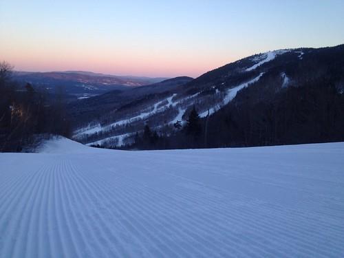 winter snow snowboarding sunsets skitheeast sundayriverskiresort uploaded:by=flickrmobile flickriosapp:filter=nofilter