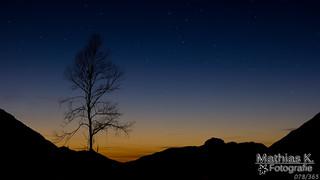 Sternenhimmel | Projekt 365 | Tag 78
