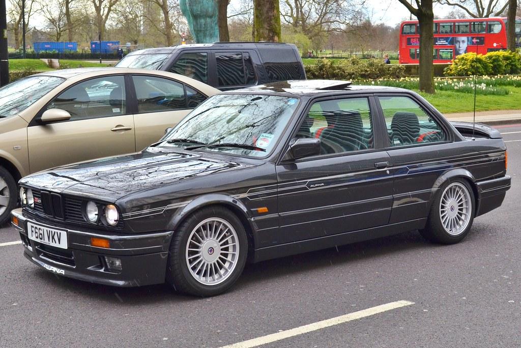1989 Bmw E30 Alpina C2 2 7 Seen In London Charles