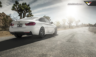 BMW 435i on Vorsteiner V FF-101 | by wheels_boutique