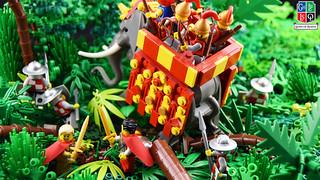 Advance the Elephants! | by Ayrlego