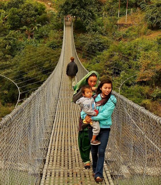 NEPAL, Auf dem Weg nach Pokhara, 16009/8270