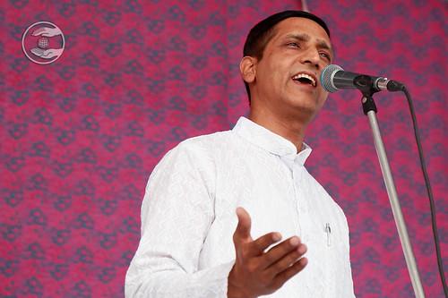 Devotional song by Ajay Bedjor from Traori, Haryana