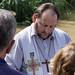 Renewing baptismal promises