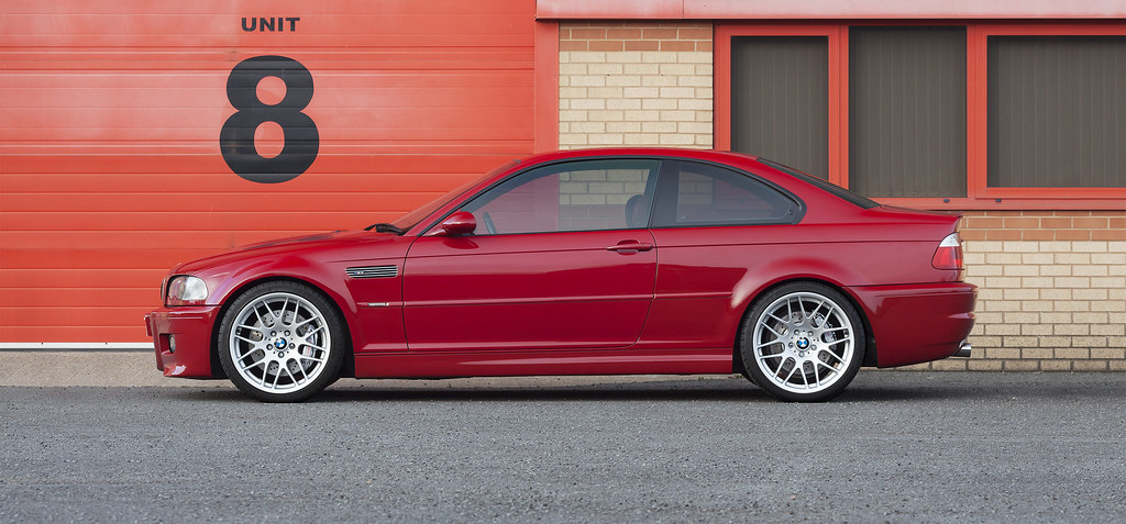 Bmw E46 M3 Imola Red Side Shot My Bmw E46 M3 In Imola Red Flickr