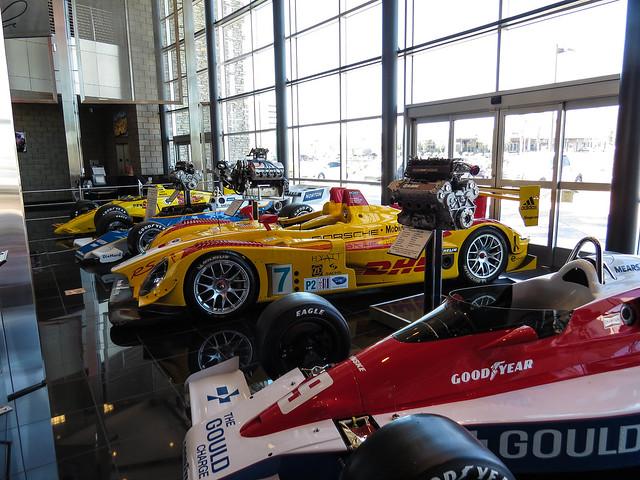 Phoenix, Penske Racing Museum