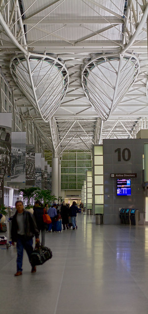 SFO International terminal (2013)