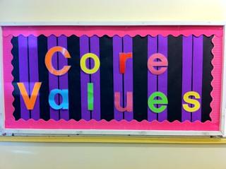 Core values | by HowardLake