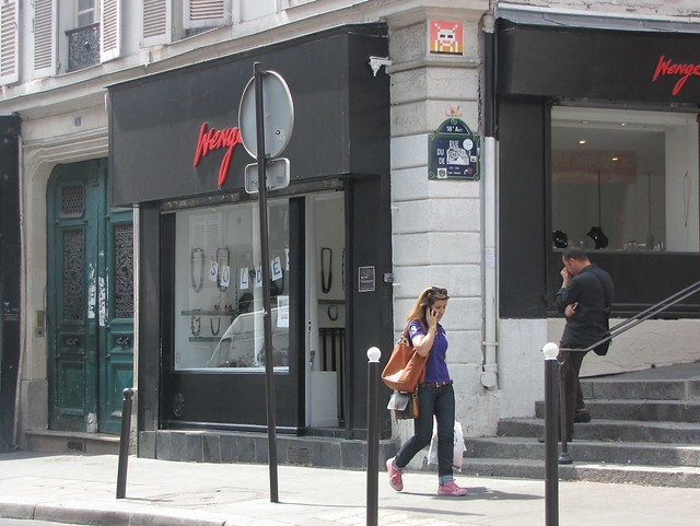 Space Invader PA_1052 : Paris 18eme