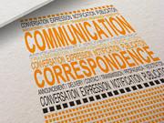 Letterpress Communication   by One Way Stock