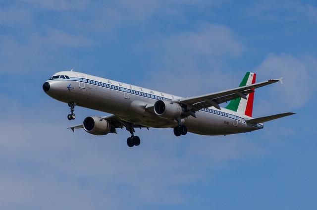 [CDG] Alitalia