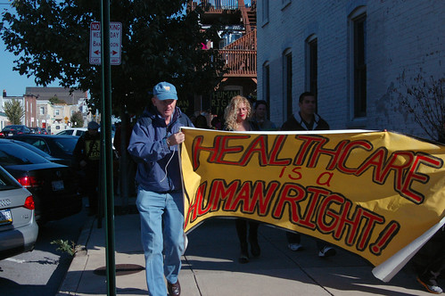 health care justice march | by United Workers
