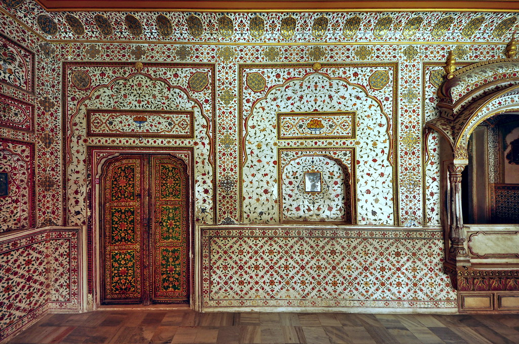 India - Rajasthan - Bikaner - Junagarh Fort - 44