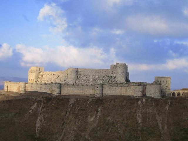 Castillo Crac de los caballeros (Siria)