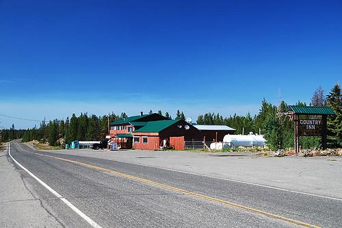 Nimpo Lake, Highway 20, Chilcotin, British Columbia.