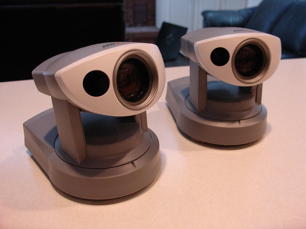 Axis 213 PTZ Cameras | Not POE, unfortunately  | nesnet | Flickr