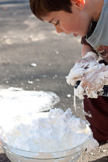 Outdoor Messy Play | by AngieSix