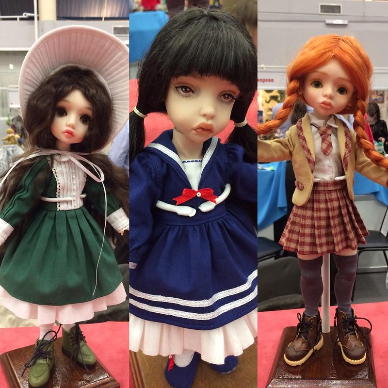 Весенний бал кукол 2017