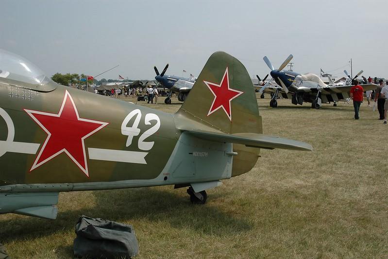 Yak-9U 1