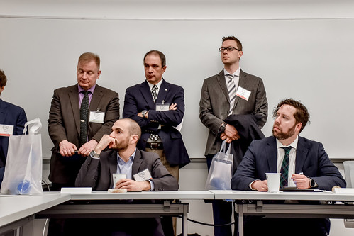 08;45 - 09;20 - Judges' Meeting