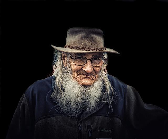 Portrait of a Knowledgeable Gentleman