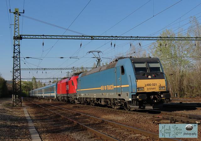 EuroCity AVALA  344