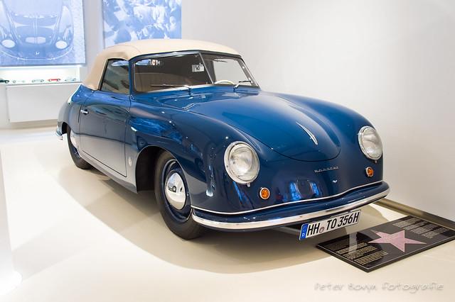 Porsche 356 Pre-A 1300 Cabriolet - 1951