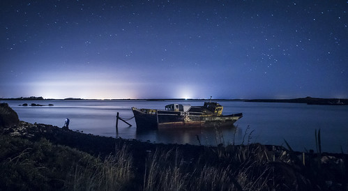 Bluff shipwrecks | by Erik Norder
