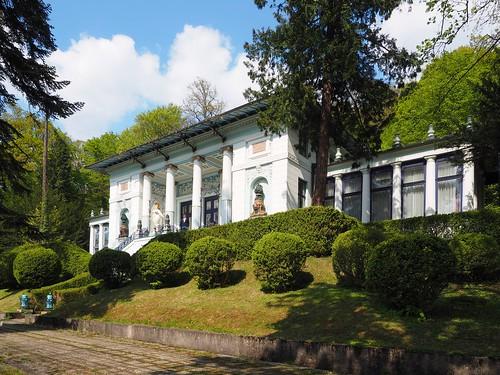 Otto-Wagner-Villa (Ernst-Fuchs-Museum) | by NoDurians