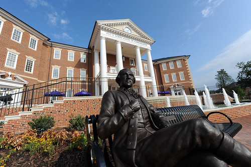 Qubein School of Communication by HIGH POINT UNIVERSITY