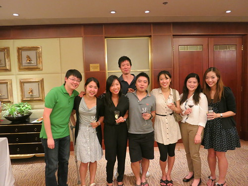 Hong Kong Summer Sendoff
