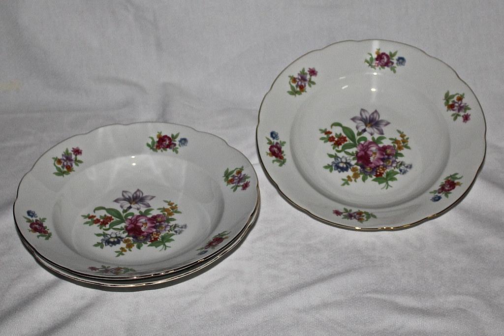 Soup Bowls (3), #257
