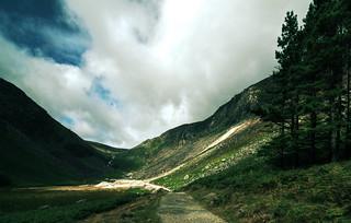 Glendalough, looking west | by Rob Hurson