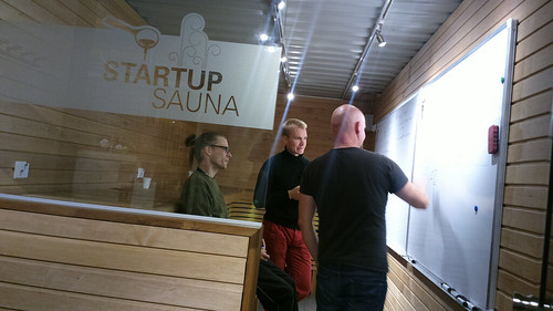 Startup Sauna @ Finland | by mtlin