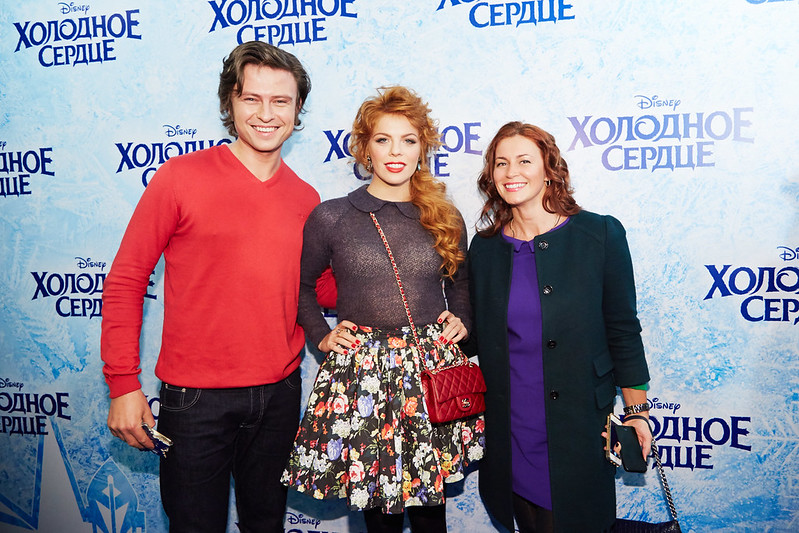 FROZEN_Moscow Premiere_Prokhor Shalyapin, Anastasia Stotskaya