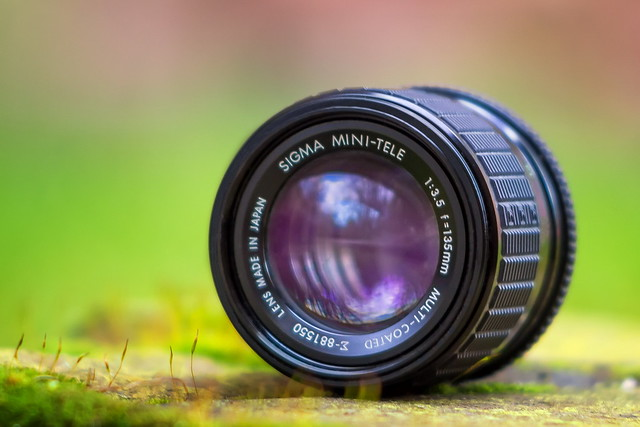 Sigma Mini-Tele 135mm ƒ/3.5