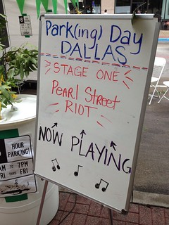 Pegasus Plaza performance space