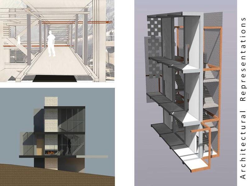 SUNY Orange Architecture Student Portfolio