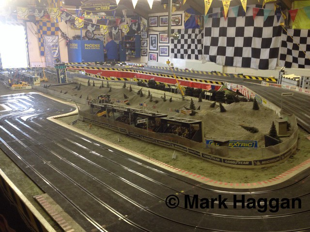 Phoenix Scalextric Track, Studley, Warwickshire