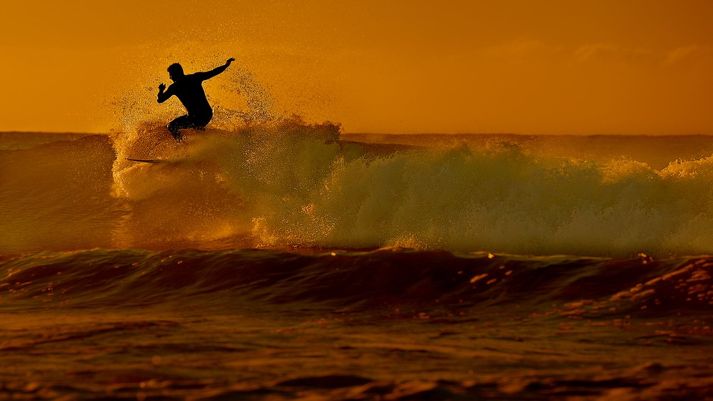 Gold Surfer
